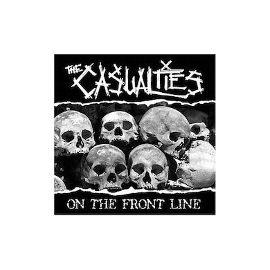 The Casualties ON THE FRONT LINE CD