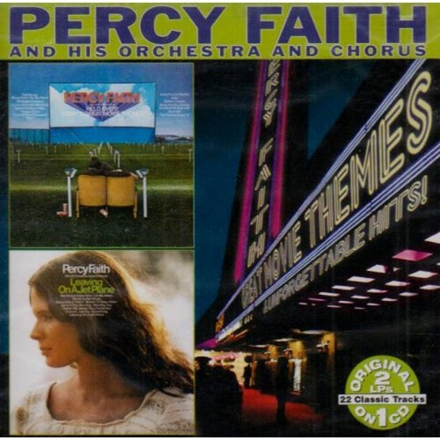 Percy Faith HELD OVER TODAY'S GREAT MOVIE THEMES: LEAVING ON A CD