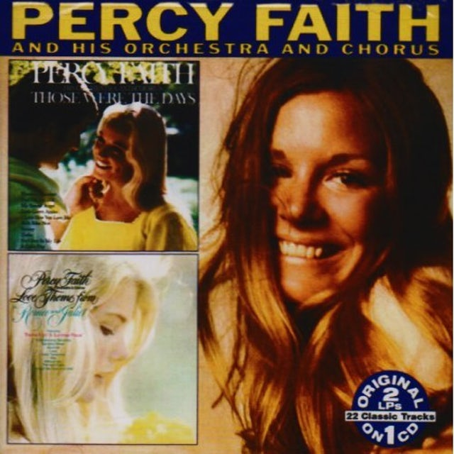 Percy Faith THOSE WERE THE DAYS: LOVE THEME FROM ROMEO JULIET CD