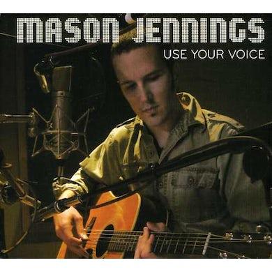 Mason Jennings USE YOUR VOICE CD