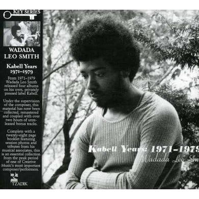 Wadada Leo Smith KABELL YEARS: 1971-1979 CD