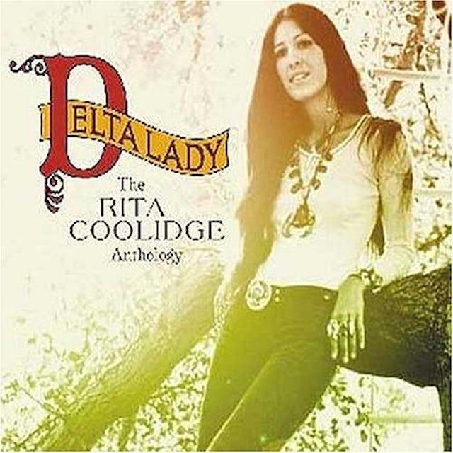 Rita Coolidge DELTA LADY: THE ANTHOLOGY CD