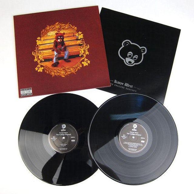 Kanye West College Droupout - Special Edition Double LP (Vinyl)