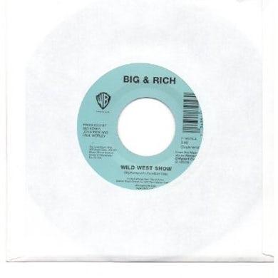 Big & Rich WILD WETS SHOW / SAVED Vinyl Record