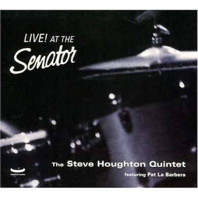 Steve Houghton LIVE AT THE SENATOR CD