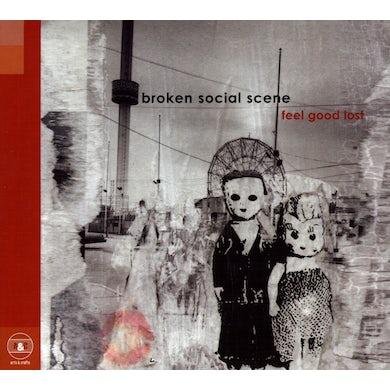 Broken Social Scene FEELGOOD LOST CD