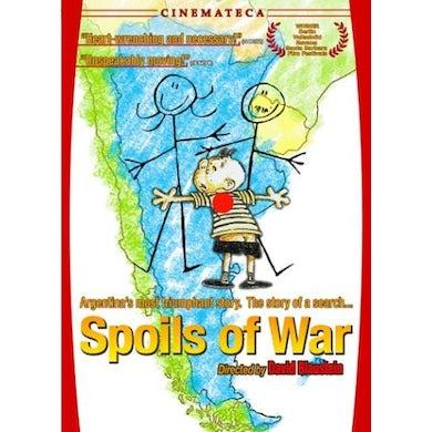 SPOILS OF WAR (2000) DVD