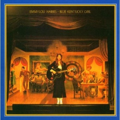 Emmylou Harris BLUE KENTUCKY GIRL CD