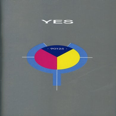 Yes 90125 CD