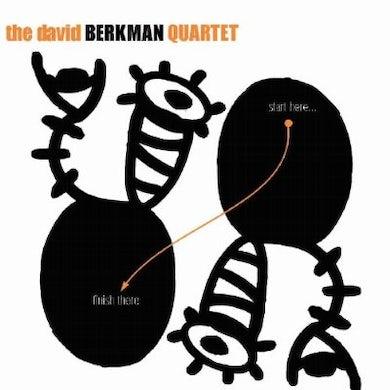 David Berkman START HERE FINISH THERE CD