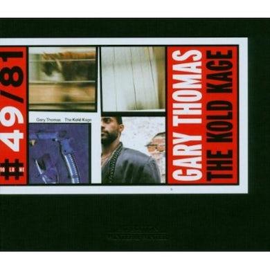 Gary Thomas KOLD KAGE CD