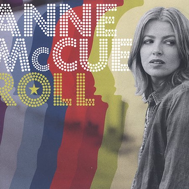 Anne McCue ROLL CD
