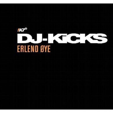 Erlend Oye DJ-KICKS CD