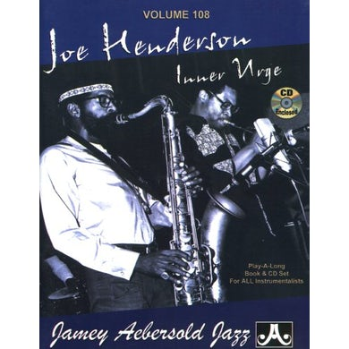 Jamey Aebersold JOE HENDERSON: INNER URGE CD