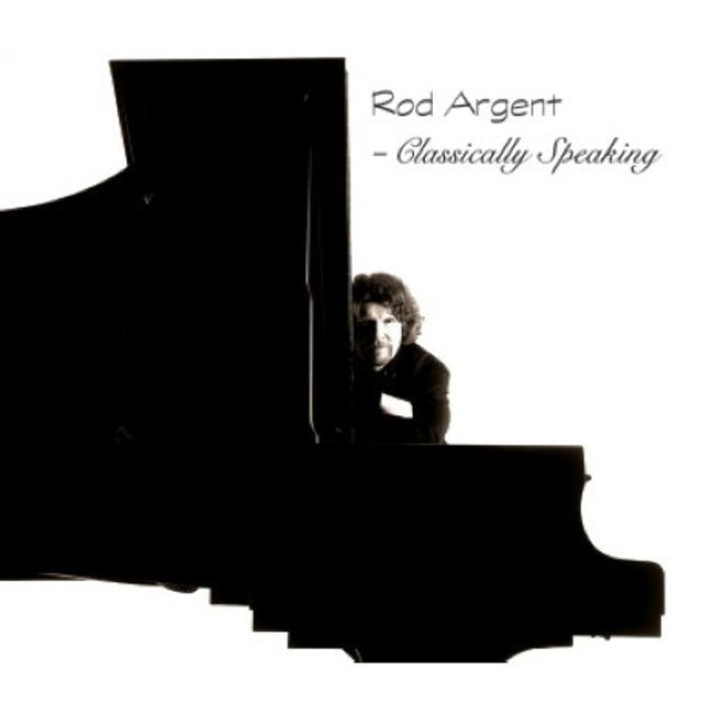 Rod Argent CLASSICALLY SPEAKING CD