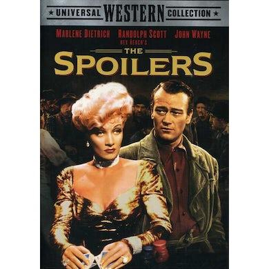 SPOILERS DVD