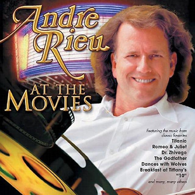 Andre Rieu AT THE MOVIES CD