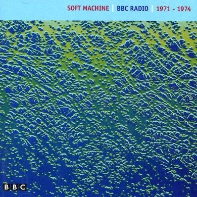 Soft Machine BBC RADIO 1971-1974 CD
