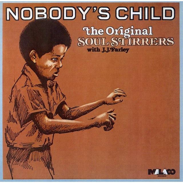 Soul Stirrers NOBODY'S CHILD CD
