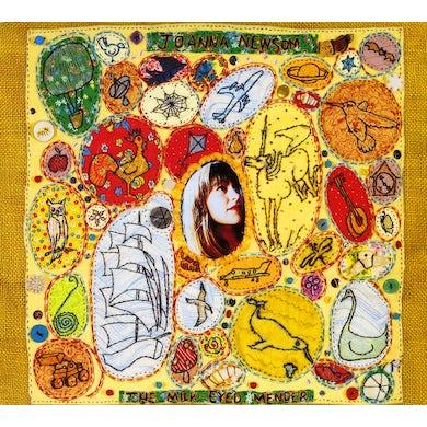 Joanna Newsom MILK-EYED MENDER CD