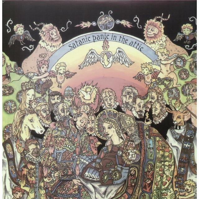Of Montreal SATANIC PANIC IN THE ATTIC Vinyl Record