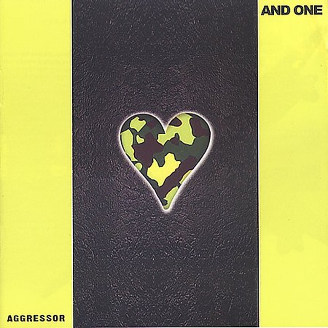 AND ONE AGGRESSOR CD