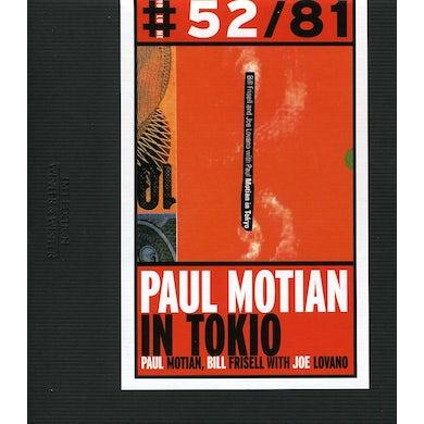 Paul Motian IN TOKIO CD