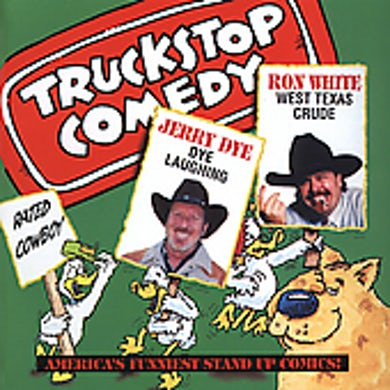 Ron White TRUCKSTOP COMEDY CD