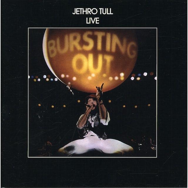Jethro Tull BURSTING OUT CD