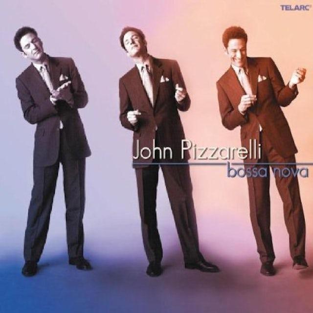 John Pizzarelli BOSSA NOVA CD