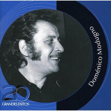 Domenico Modugno INOLVIDABLES RCA: 20 GRANDES EXITOS CD