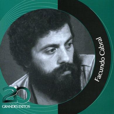 Facundo Cabral INOLVIDABLES RCA: 20 GRANDES EXITOS CD