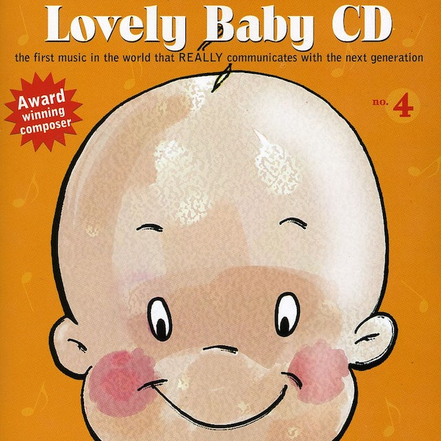 Raimond Lap LOVELY BABY CD 4 CD