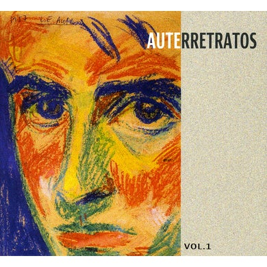 Luis Eduardo Aute AUTORRETRATOS CD