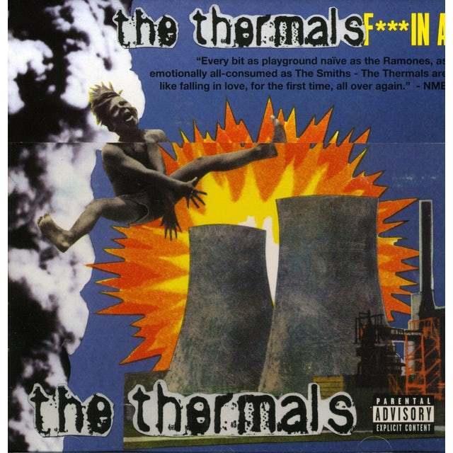 Thermals FUCKIN A CD