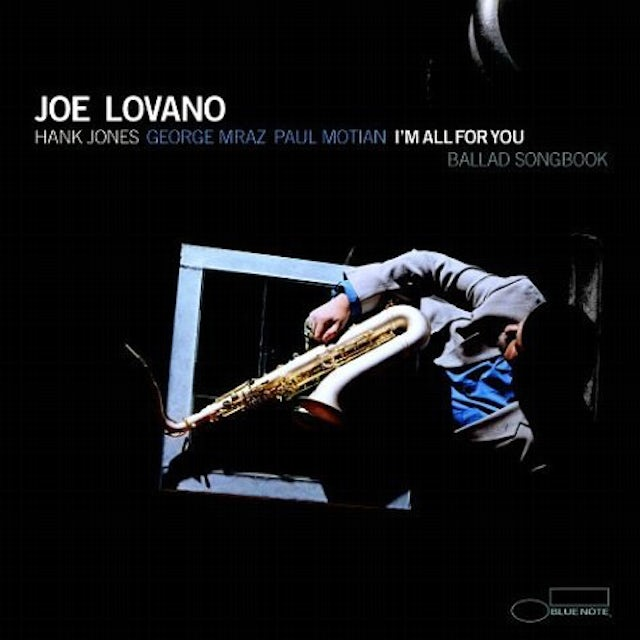 Joe Lovano I'M ALL FOR YOU CD