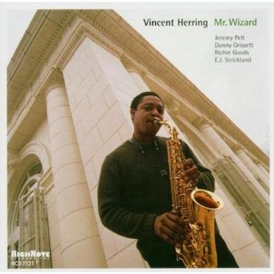 Vincent Herring MR WIZARD CD