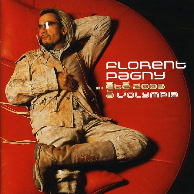 Florent Pagny ETE 2003 A L'OLYMPIA CD