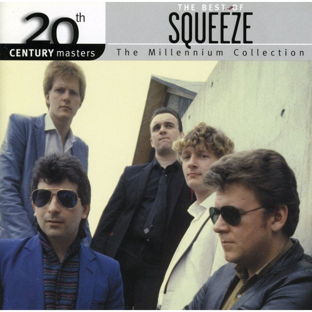 Squeeze 20TH CENTURY MASTERS CD
