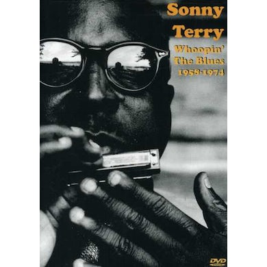 Sonny Terry / Brownie McGhee  WHOOPIN THE BLUES 1958-1974 DVD