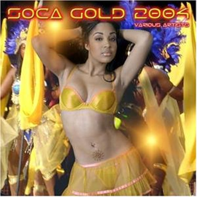 Soca Gold 2004 / Various Vinyl Record
