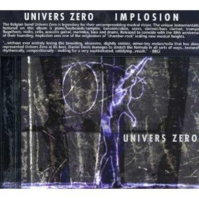 UNIVERS ZERO IMPLOSION CD