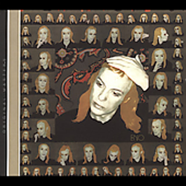 Brian Eno TAKING TIGER MOUNTAIN BY STRAGEDY CD