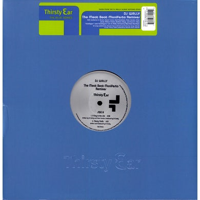 BLUE SERIES REMIX Vinyl Record