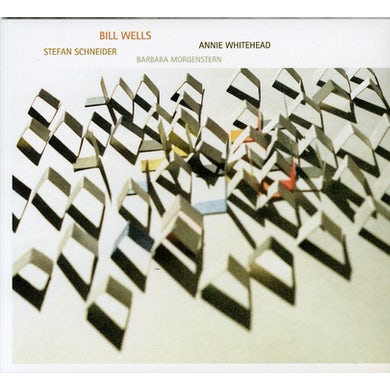 Bill Wells PICK UP STICKS CD