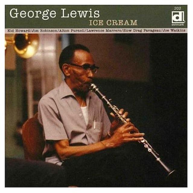 George Lewis SINGING CLARINET CD
