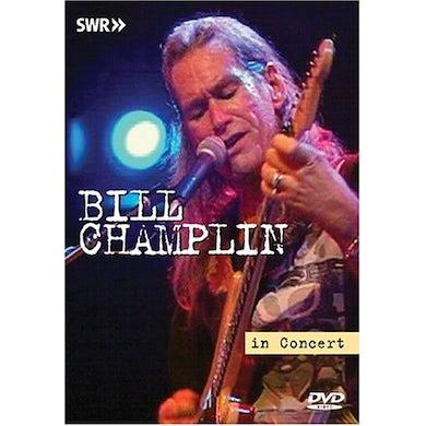 Bill Champlin IN CONCERT: OHNE FILTER DVD