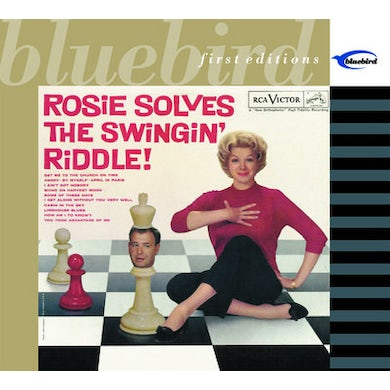 Rosemary Clooney ROSIE SOLVES THE SWINGIN RIDDLE CD