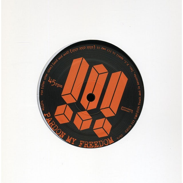 !!! PARDON MY FREEDOM Vinyl Record