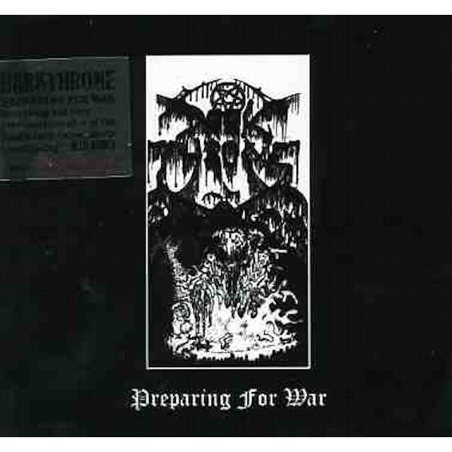 Darkthrone PREPARING FOR WAR CD